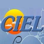 Logo da emissora Radio CIEL 103.7 FM