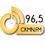 Logo da emissora Radio CKMN 96.5 FM