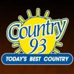 Logo da emissora Radio CKYC Country 93.7 FM