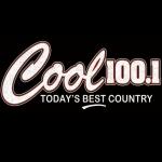 Logo da emissora Radio CHCQ Cool 100.1 FM