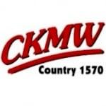 Logo da emissora Radio CKMW 1570 AM