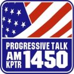 Logo da emissora Radio KPTR 1450 AM