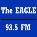 Logo da emissora Radio CJEL Eagle 93.5 FM