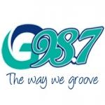 Logo da emissora Radio CKFG 98.7 FM