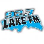 Logo da emissora Radio CHSL Lake 92.7 FM