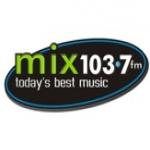Logo da emissora Radio CFVR Mix 103.7 FM