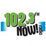 Logo da emissora Radio CKNO Now! 102.3 FM