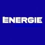 Logo da emissora Radio CIGB Énergie 102.3 FM
