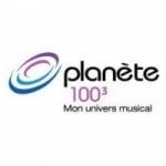 Logo da emissora Radio CHVD Plan�te 100.3 FM