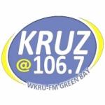 Logo da emissora Radio KRUZ 97.5 FM