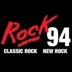 Logo da emissora Radio CJSD Rock 94.3 FM