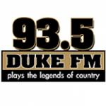 Logo da emissora Radio WLFW 93.5 Duke FM
