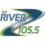 Logo da emissora Radio KRVR 105.5 FM