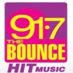 Logo da emissora Radio CHBN The Bounce 91.7 FM