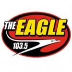 Logo da emissora Radio CKCH Eagle 103.5 FM