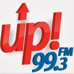 Logo da emissora Radio CIUP Up! 99.3 FM