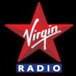 Logo da emissora Radio CJFM Virgin 96.1 FM