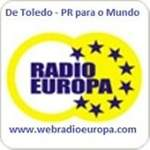Logo da emissora Web R�dio Europa