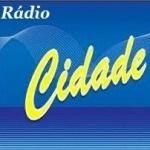 Logo da emissora Rádio Cidade de Santos