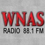 Logo da emissora Radio WNAS 88.1 FM