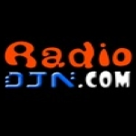 Logo da emissora Rádio DJN