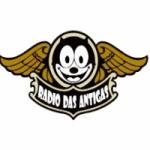 Logo da emissora Rádio das Antigas