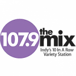 Logo da emissora Radio WNTR The Mix 107.9 FM