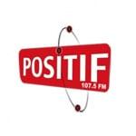 Logo da emissora Radio Positif 107.5 FM