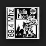 Logo da emissora Libertaire 89.4 FM