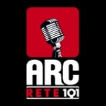 Logo da emissora ARC 101 FM