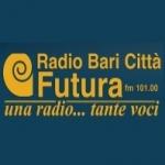Logo da emissora Bari Citta Futura 101.0 FM