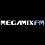 Logo da emissora Mega MIx 101.2 FM