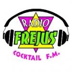 Logo da emissora Frejus 87.6 FM