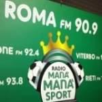 Logo da emissora Man� Sport 90.9 FM