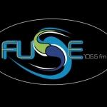 Logo da emissora WQHU 105.5 FM