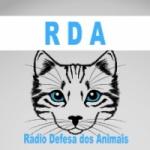 Logo da emissora Rádio Defesa dos Animais