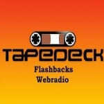 Logo da emissora R�dio Tape Deck