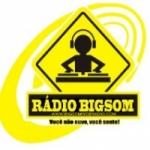 Logo da emissora Big Som Web Rádio