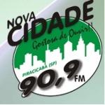 Logo da emissora Rádio Nova Cidade 90.9 FM