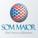 Logo da emissora R�dio Som Maior 100.7 FM