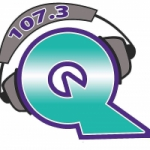 Logo da emissora Radio WRZQ Q Mix 107.3 FM