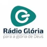 Logo da emissora Rádio Glória