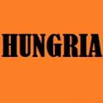 Logo da emissora Rádio Hungria
