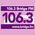 Logo da emissora Radio Bridge 106.3 FM