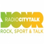 Logo da emissora Radio City Talk 105.9 FM