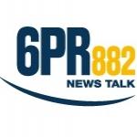 Logo da emissora Radio 6PR 882 AM