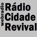 Logo da emissora Rádio Cidade Revival