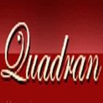 Logo da emissora Rádio Quadran Music