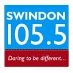 Logo da emissora Swindon 105.5 FM