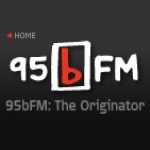 Logo da emissora Radio 95B FM